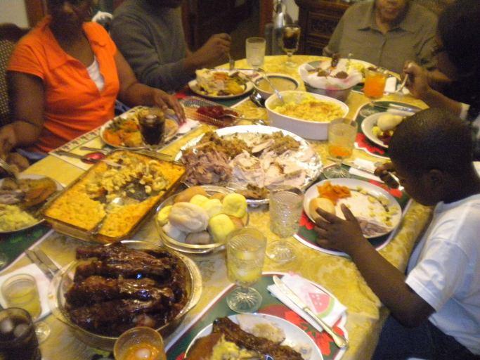 Thanksgiving in Buffalo 4 years ago