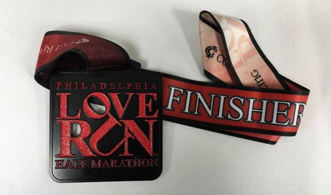 love run 2016 medal
