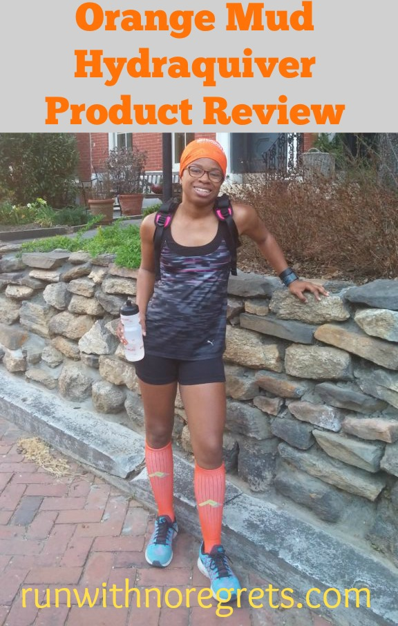 Thanks to Bibrave, I was able to test out the Orange Mud Hydraquiver hydration pack! It's a great way to stay hydrated while on the run! Check out my review and more running tips on runwithnoregrets.com!