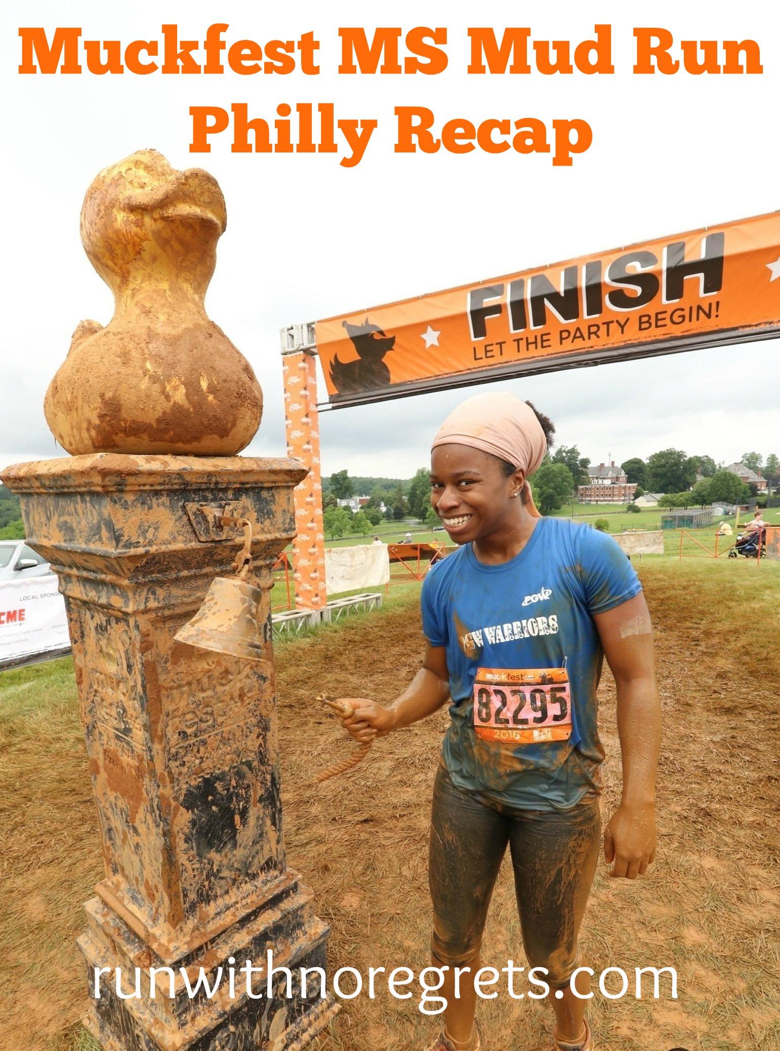 Fun And Easy Psychic Games: Muckfest MS Mud Run Philly Recap