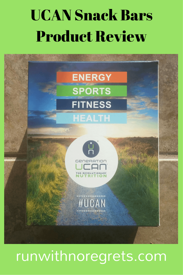 Looking for a better way to fuel your workouts and long runs? Check out the Generation UCAN Snack Bars! I share my review and more running chats at runwithnoregrets.com! You can also save 15% off your order with code BIBRAVE