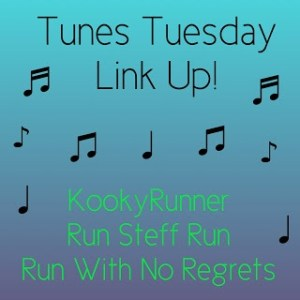 If you're a runner looking for music inspiration, check out the Tunes Tuesday linkup!