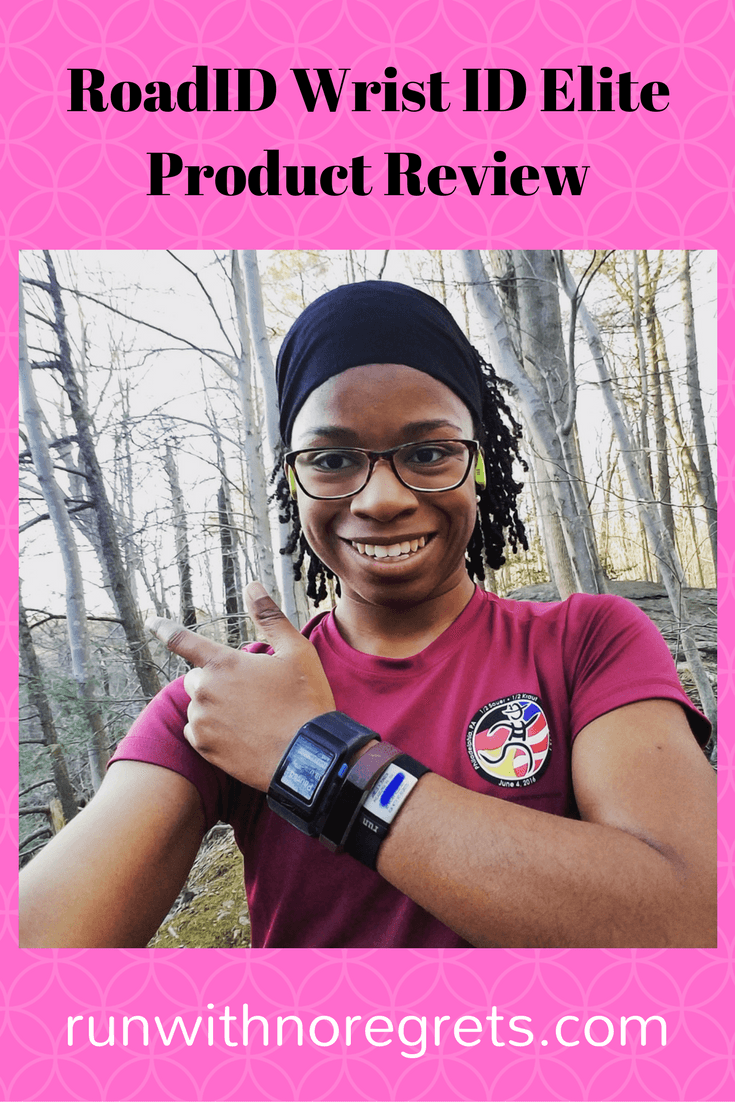 Check out my review of the RoadID Wrist ID Elite - and find out how to save $5 on your own! Check out more running gear at runwithnoregrets.com!