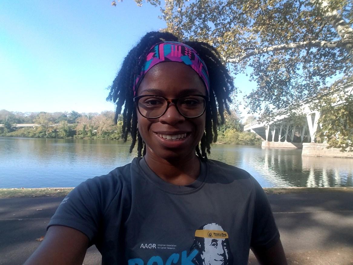 13 mile run