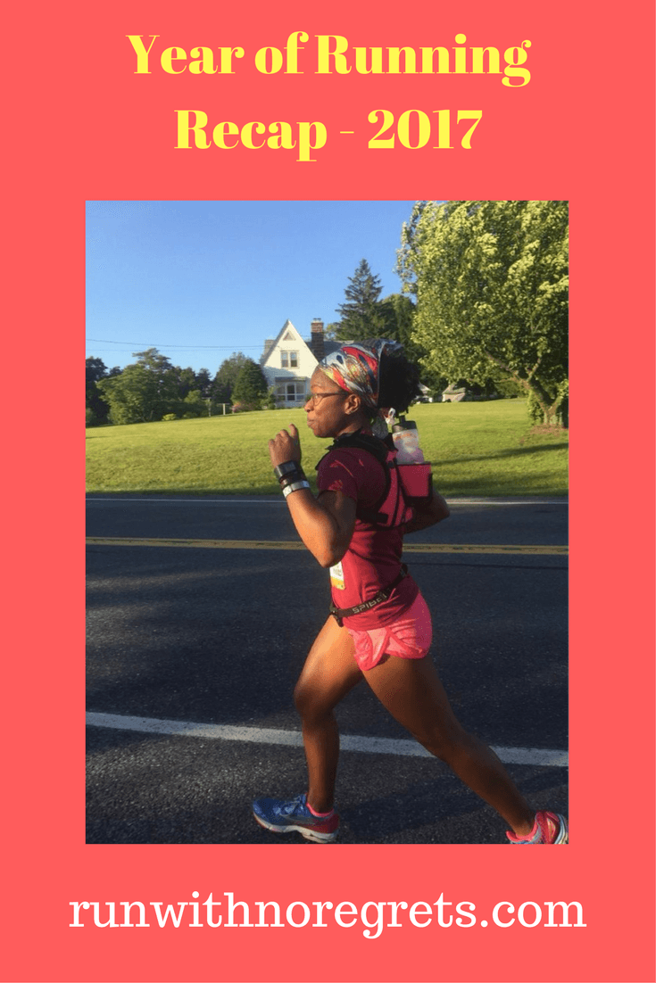 I'm looking back at 2017 and reflecting on some of my favorite running moments for the year! Check out more running chats at runwithnoregrets.com!