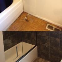 Full Bathroom Remodel - Runyan Construction
