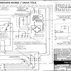 Wiring Diagram Onan Genset Super Pro Tachometer Emerald 3 Rv Generator Get