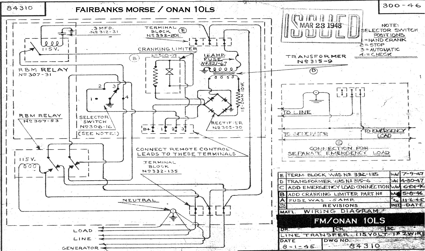 onan 4000 generator wiring diagram 1995 bluebird bus emerald 3 rv get