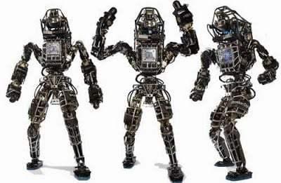 بالفيديو : روبوتات خارقة تحاكي البشر و الحيوانات 1