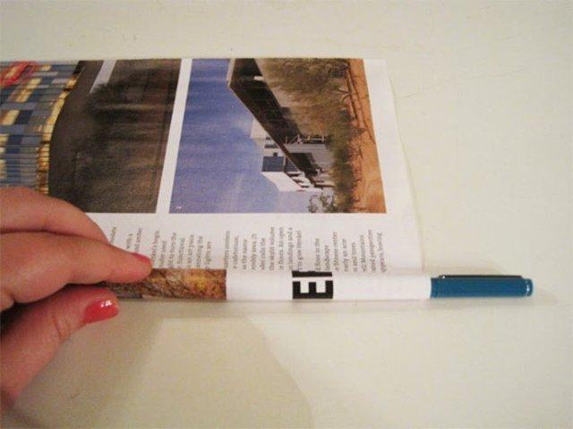 أفكار لإعادة التدوير 3 : بالصور أفكار رائعة لإعادة تدوير الورق في المنزل 29