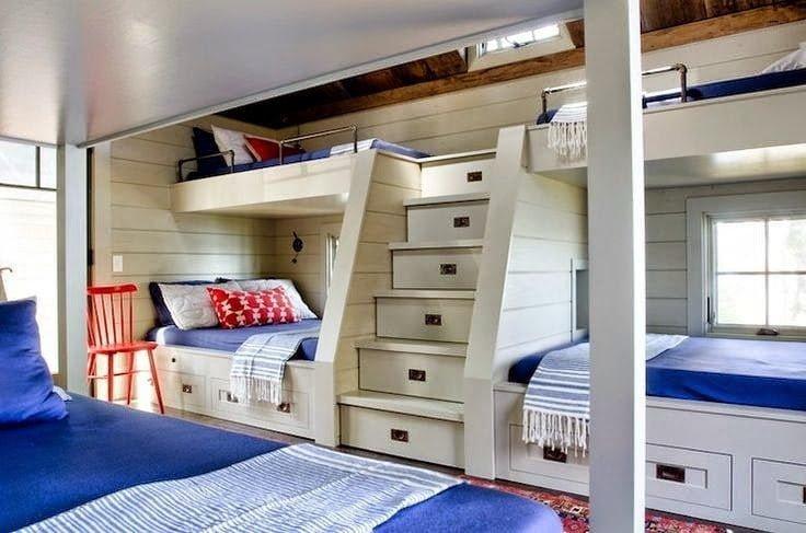 صور وأفكار لغرف نوم أطفال 12