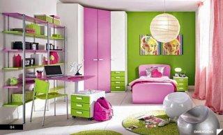 صور وأفكار لغرف نوم أطفال 7
