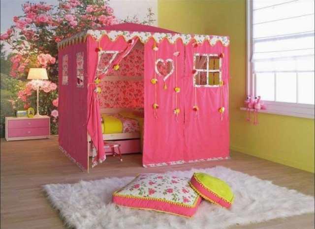 صور وأفكار لغرف نوم أطفال 13