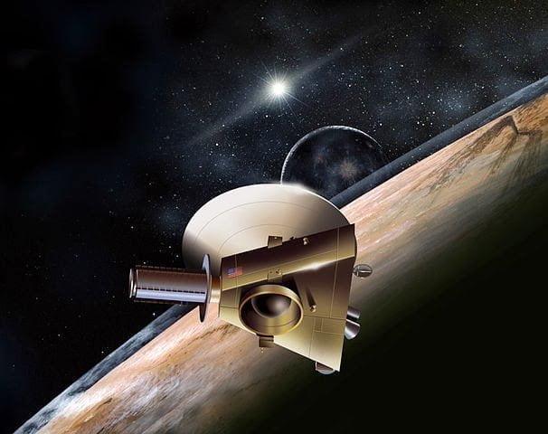 مسبار الفضاء نيوهوريزونز