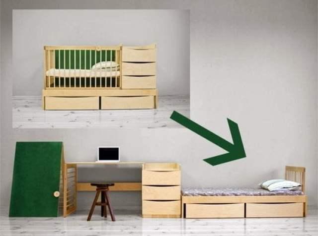 16-غرفة نوم أطفال تصلح لمراحل سنية مختلفة !