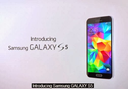فيديو: سامسونج تطلق إعلان دعائي جديد لهاتفها سامسونج جالاكسي S5 1