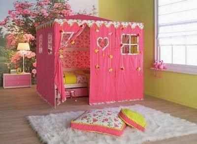 صور وأفكار جديدة لتصاميم غرف الأطفال 9