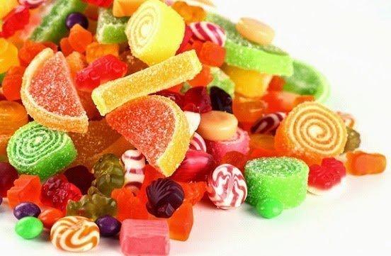 لماذا يحب الأطفال السكريات مثل الحلوى و الشوكولاته ؟