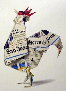أفكار لإعادة تدوير ورق الجرائد