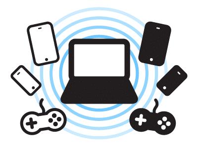 5 برامج لتحويل جهاز الكمبيوتر أو اللابتوب لراوتر لاسلكي  Wifi ! 1