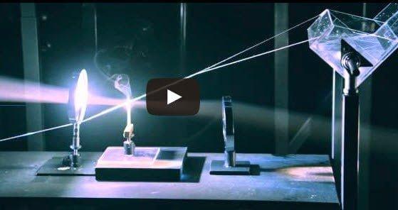 فيديو : شاهد القوة الخفية للضوء 1