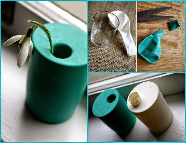 أفكار منزلية : أفكار منزلية مدهشة باستخدام بالون عادي 16