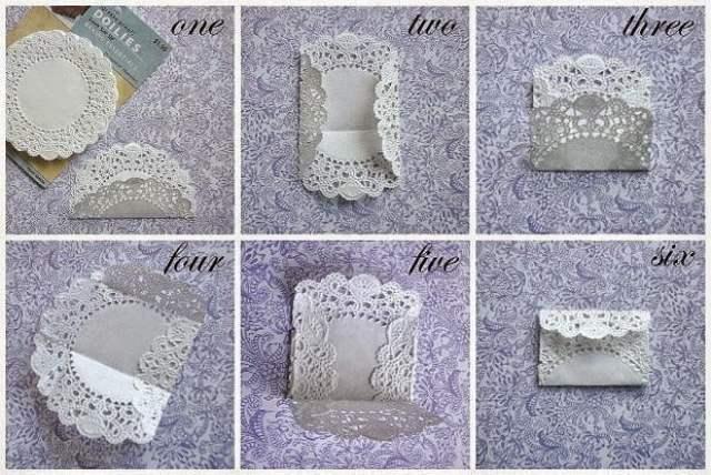كيف تصنع ظرف من الورق بسيط وجميل - بالصور 5