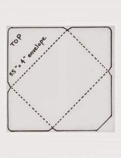 كيف تصنع ظرف من الورق بسيط وجميل - بالصور 10
