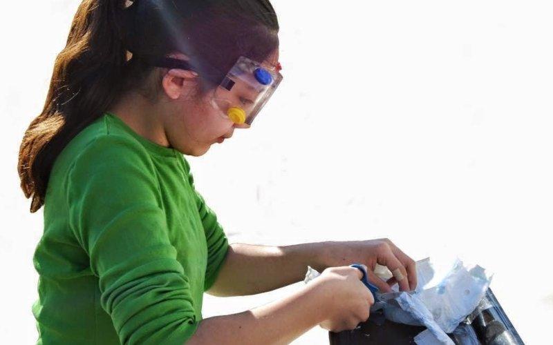 إعادة تدوير و إستخدام حفاضات الأطفال كتربة صناعية (كمبوست) ! 57
