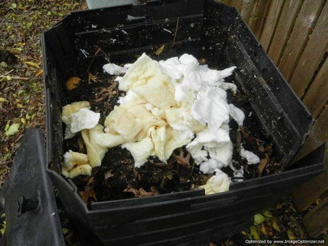 إعادة تدوير و إستخدام حفاضات الأطفال كتربة صناعية (كمبوست) ! 4