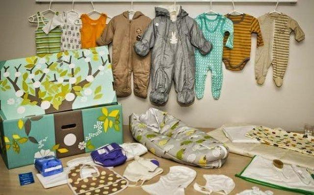 تعرف لماذا ينام أطفال فنلندا في صناديق من الكرتون . 5