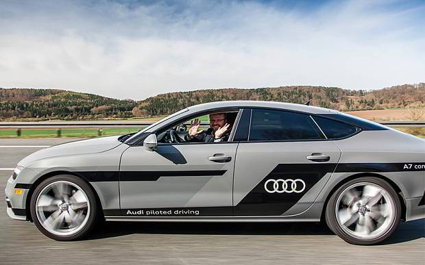 سيارات ذاتية القيادة 3