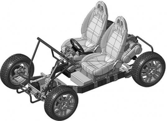 نموذج سيارة تابي