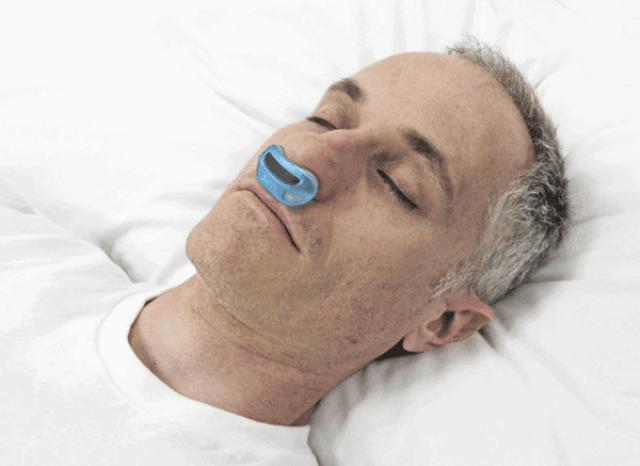 إنقطاع التنفس أثناء النوم و جهاز micro CPAP بدون خراطيم و أسلاك لعلاج المشكلة 5