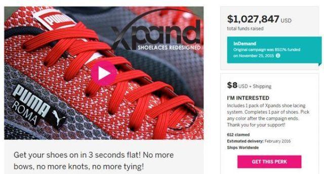 رباط حذاء ثمنه مليون دولار ... تعرف على السبب 3