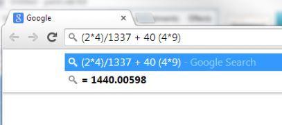5 حيل تثبت لك أن متصفح جوجل كروم أكثر من مجرد متصفح ! 5