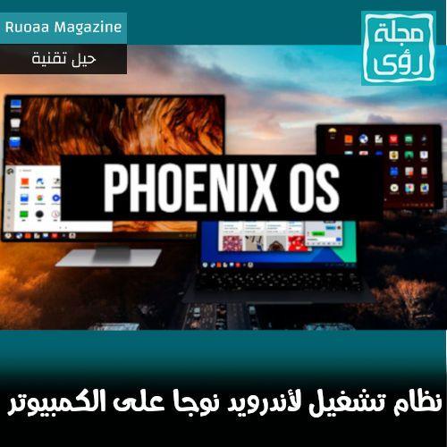 Phoenix Os X64