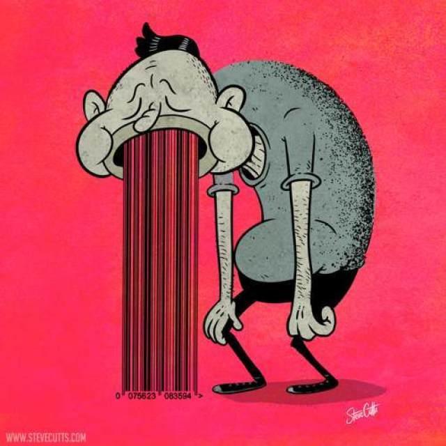 تعرف على ستيف كوتس و أشهر رسومه و أفلامه 9