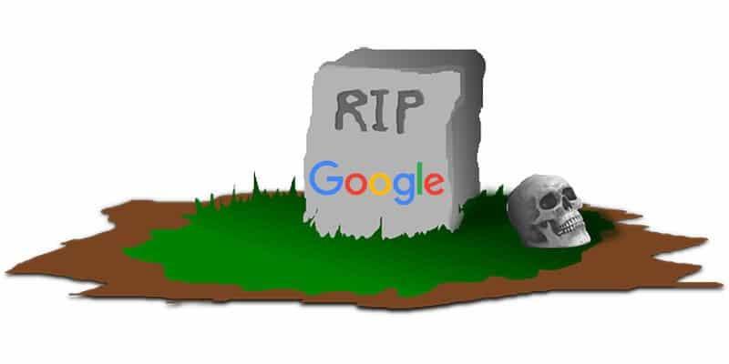 مقبرة جوجل : 152 منتج وتطبيق قتلته جوجل خلال 21 عام
