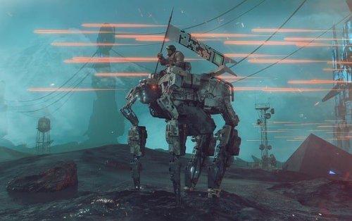 روبوتات الحرب - حرب الروبوت
