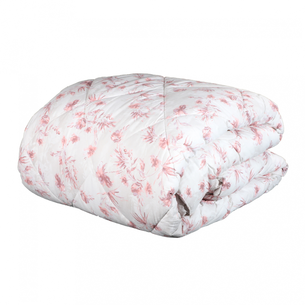 Unicorno completo letto, rosa, 150 x 290. Trapunta Matrimoniale Zucchi Easy Chic Calicanto Double Face Cotone Ruocco Home
