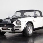 1975 Fiat 124 Sport Rally Abarth Vintage Car For Sale