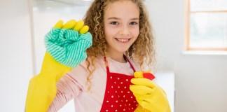 Rumah Tetap Bersih Tanpa Si 'Dia'