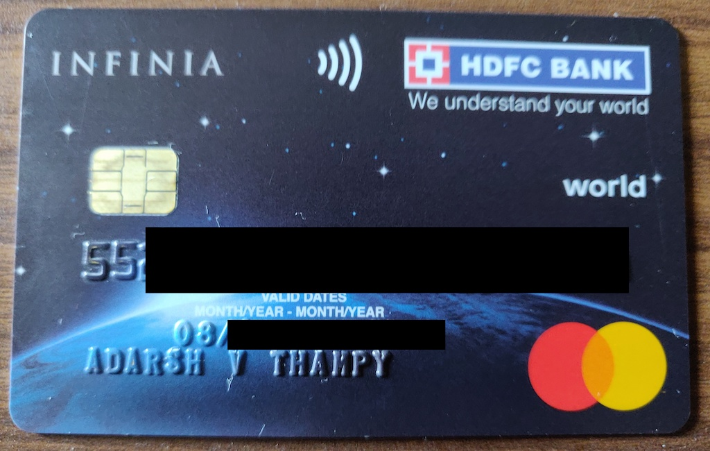 Convert rewards into direct cash back (100 reward points = rs. Hdfc Infinia Credit Card Review A Comprehensive Overview