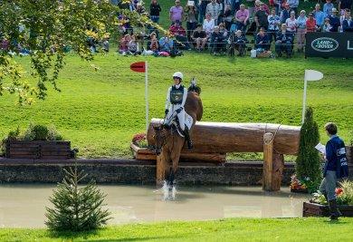 Rupert Gibson Photography - Equestrian - 06 - Willa Newton riding Chance Remark XC