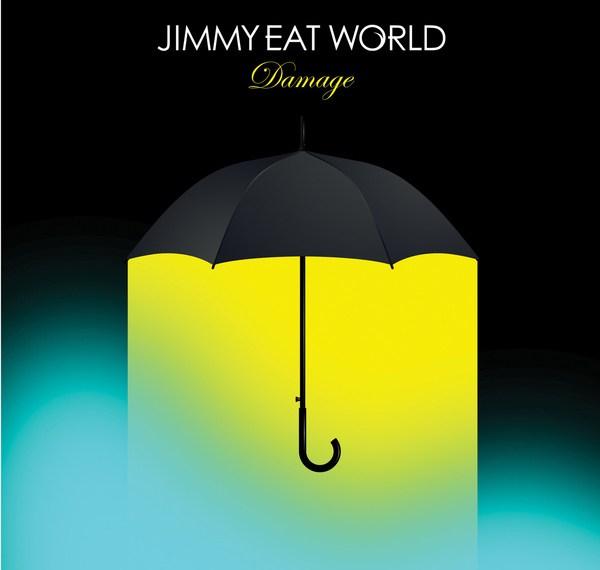 Das neue Album Damage von Jimmy Eat World. Foto: Sony Music.