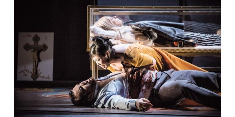 Foto: Florian Merdes/ Theater Heidelberg.