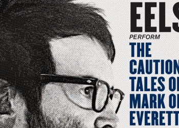 "Die neue CD der Eels, ""The cautionary tales of Mark Oliver Everett"". Foto: PIAS"