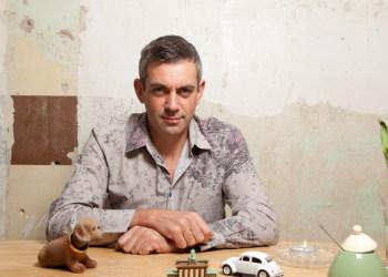 Wladimir Kaminer lebt seit 1990 mit seiner Familie in Berlin. Bild: Jan Kopetzky