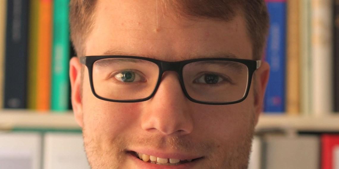 Jakob Mertesacker studiert Theologie und Psychologie an der Universtität Heidelberg und ist freier Mitarbeiter des ruprecht. Foto: Privat.